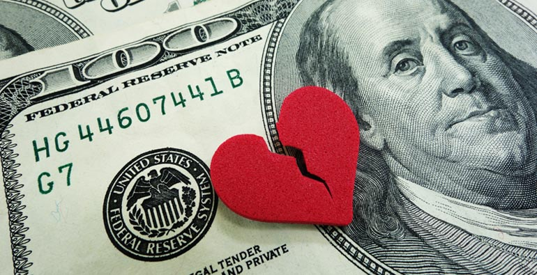 4 Factors to Determine Alimony in Utah